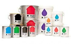 Steen-Hansen #norway #packaging #hansen #paint #steen #type #factory #typography