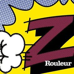 roleur1_large.jpg (480×480) #comic #halftone #typography
