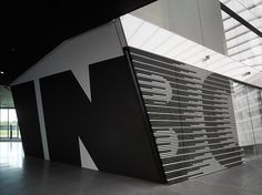 Adidas Laces 2011 | Büro Uebele | typetoken® #interior #design #architecture #signage #typography