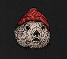 Dribbble - otter-character-620.png by Gerren Lamson #otter #illustration