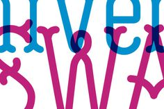 Swashbuckle - http://www.youworkforthem.com/font/T5242/swashbuckle #font #pink #serif #mexican #type #blue #pirate #typography