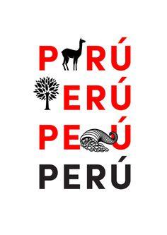 PERU PERU PERU #iscreativestudio #nuevoescudoperuano #peru #identity