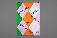 schafftersahli.com #print #design #poster #typography