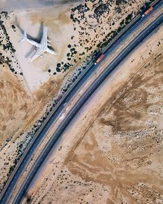UAE From Above: Mesmerizing Drone Photography by Huda Bin Redha