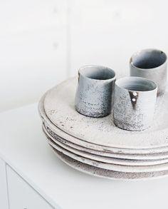 LOVENORDIC: Just beautiful shots from Lerkenfeldt... #vessels #ceramic