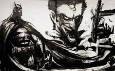 Batman Spray #batman