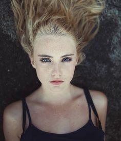 Beautiful Portrait Photography by Liam Van Den Berk