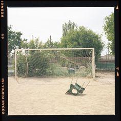 Goal #goal #porteria #david_rico #bellvitge #photography #hassel #vintage #hasselblad #barcelona #disseny