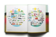 Inside images #vector #print #book #illustration #poster