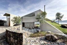 Luxury Lake House With Exotic Landscape - architecture, house, house design, dream home, #architecture