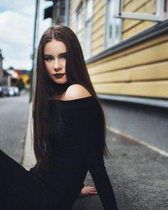 Gorgeous Street Portrait Photography by Martin Nikolajev