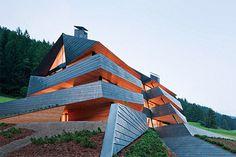 Dolomitenblick Residence by Plasma Studio