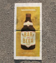 Missy Austin | Allan Peters #beer #illustration #bottle