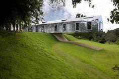 Balancing Barn House by MVRDV | Inthralld #barnhouse #balancing #mvrdv