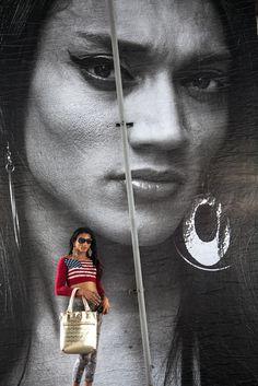 Hyper-Dimensional Portraits by Raquel Brust #inspiration #photography #portrait