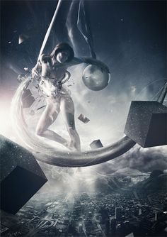 NewGeneration on the Behance Network #nude #photo #design #women #illustration #photoshop #scene #manipulation #poster