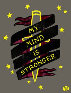 Mu Mind Is Stronger #illustration