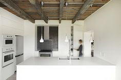 Arbalete Residence – Small Wooden House Transformed into a Contemporary Home