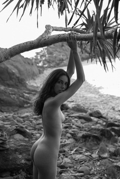 Chiara Sieburger by Ryan Pike – P MAGAZINE
