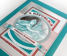 A REPÚBLICA - ETNOGRAFIA DO QUOTIDIANO on the Behance Network #design