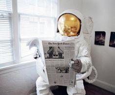 Astronaut Suicides #astronaut #photography #times