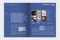 BANDO | revista vuelco #grid #print #layout #magazine