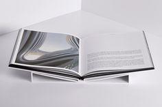 Zaha Hadid Monograph #branding #logo #identity #motherdesign #julestardy #architecture #book #blindemboss #print #cover