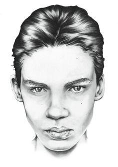 Milou Maass | PICDIT #art #drawing