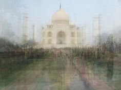 | Corinne Vionnet | #india #photography #taj #palace #art #mahal
