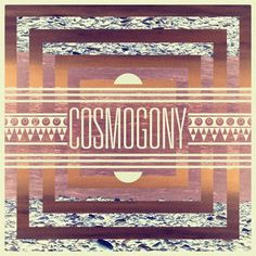 All sizes | COSMOGONY | Flickr - Photo Sharing! #selfspam #design #graphic #collage