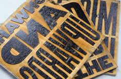 Archive - Royal T #woodcut #lable #design #graphic #letterpress #record #quality #typography