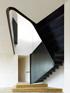 impulsivefancies:Hill House, Kent (private house) by Hampson Williams Architects #stairs #design