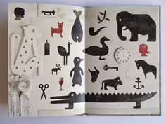 Los sueños de Helena : Isidro Ferrer #ferrer #book #isidro #illustration #animal #shadow