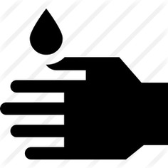 See more icon inspiration related to washing hand, healthcare and medical, hands and gestures, wiping, foam, soap, drops, wash, cleaning, water and washing on Flaticon.