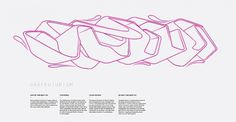Graffuturism. - Miguel de la Garza #graffitti #renderings