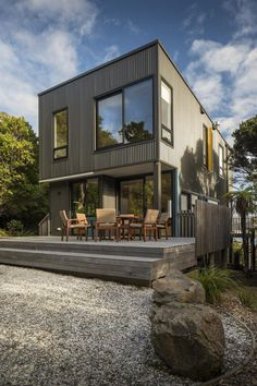 An Old Fisherman's Cottage Converted into a Comfortable Vacation Spot 1