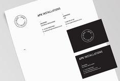 APK Installations by Joni Kirton #graphic design #print