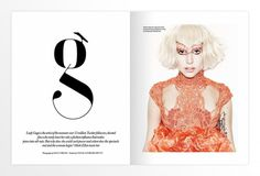 Paris | New Typeface by Moshik Nadav Typography on the Behance Network #type #layout #magazine #typography