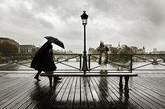 Wall-B World Wild #paris #pier #rain #music #christophe #jacrut