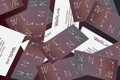 #businesscards #link #business #card