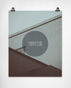 Dunn Typeface on the Behance Network #modular #font #geometry #design #typeface #poster #po