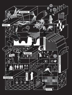 New at Pentagram | Pentagram #pentagram #illustration #collage