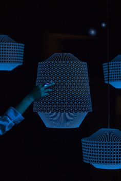 Loena Lantern by Ontwerpduo a magical source of light- www.homeworlddesign. com (6) #lighting #lamps