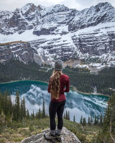 Madison Elrick Captures The World's Most Beautiful Lakes