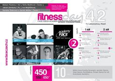 International Fitness Day 04/02/2012 on the Behance Network #advertisment #design #graphic #maurizzio