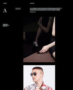 Art Direction / Web / Corporate / Concept / Printed Matters #d&j