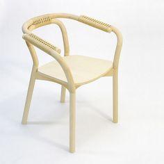 Knot-Chair-by-tatsuo-Kuroda-1.jpg (640×640) #knot #chair #kuroda #2010 #tatsuo