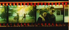All sizes | Untitled | Flickr - Photo Sharing! #autumn #negative #couple #red