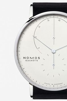 nomos watch #nomos #minimal #glashã¼tte #watch