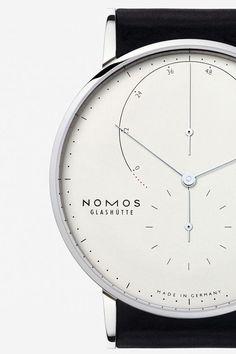 nomos watch #watch #minimal #nomos #glashütte